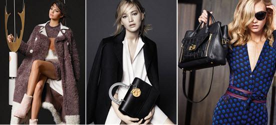 Latest Fashion Campaigns